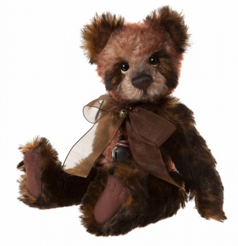 Charlie Bears Isabelle Collection Gadget Mohair Teddy
