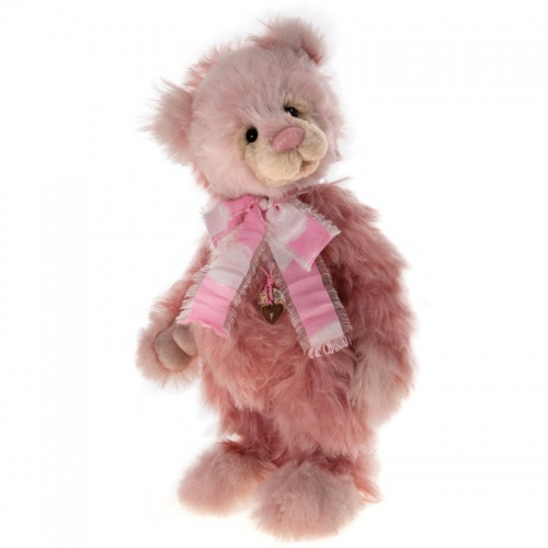 Charlie Bears Isabelle Collection Gladrags Mohair Teddy