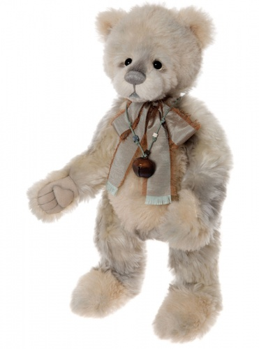 Charlie Bears Isabelle Collection Gorgonzola Mohair Teddy