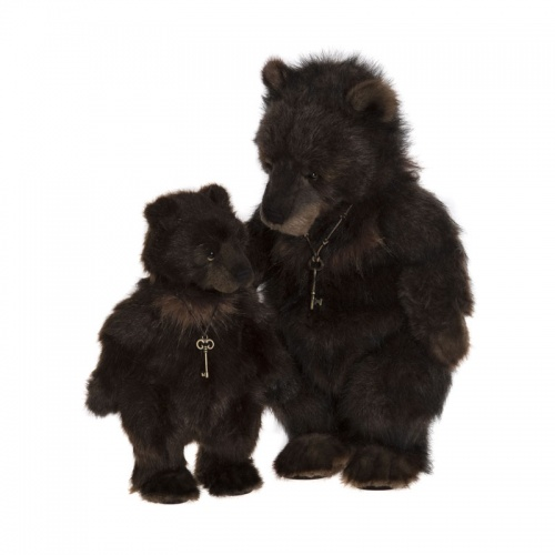 Charlie Bears Grizelle and Grace 2017