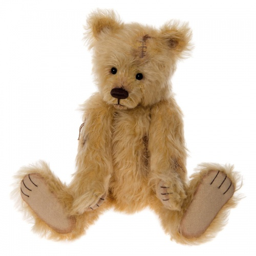 Charlie Bears Isabelle Collection Heritage Mohair Teddy