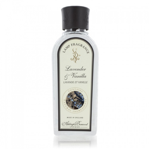 Ashleigh & Burwood Lavender And Vanilla 500ml Lamp Fragrance