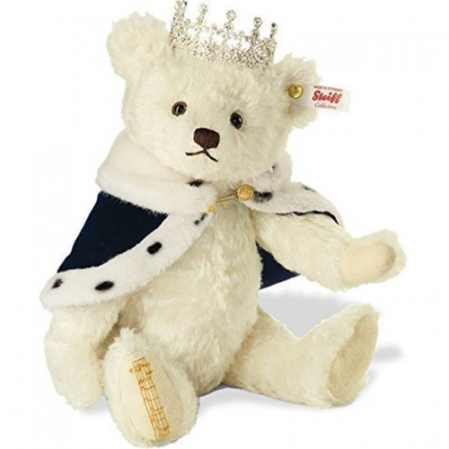 Steiff Long to Reign Over Us Limited Edition Teddy Bear
