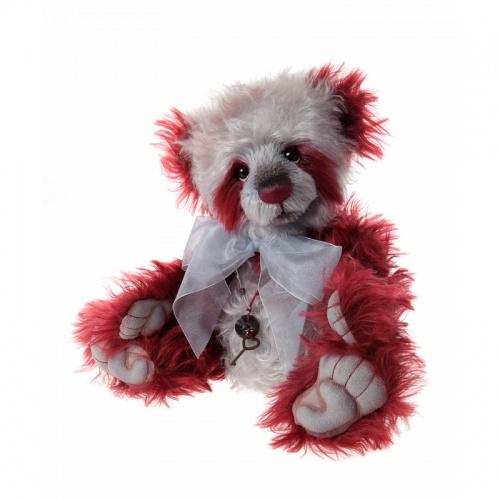 Charlie Bears Isabelle Collection Mingle Mohair Teddy