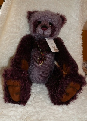 Charlie Bears Isabelle Mr Toots Retired 2013 Fully Jointed Mohair Teddy Bear