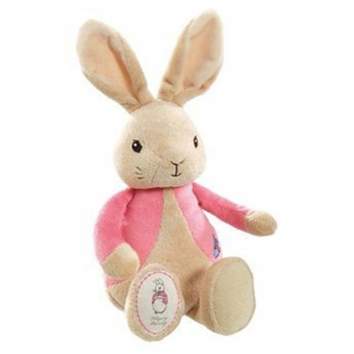My First Flopsy Bunny Baby Safe Soft Toy