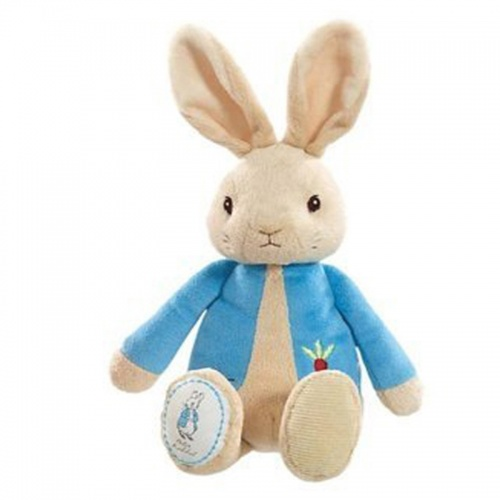 My First Peter Rabbit Baby Safe Soft Toy