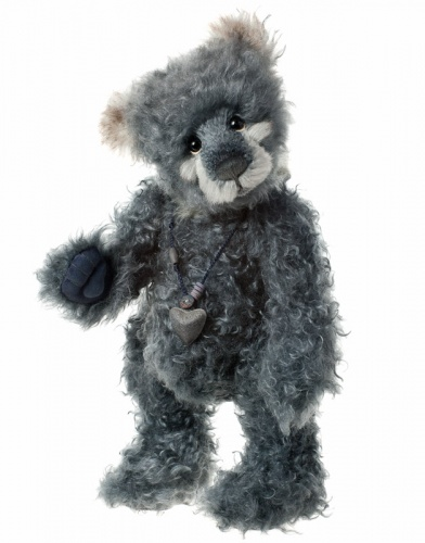 Charlie Bears Isabelle Collection Napoleon Mohair Teddy