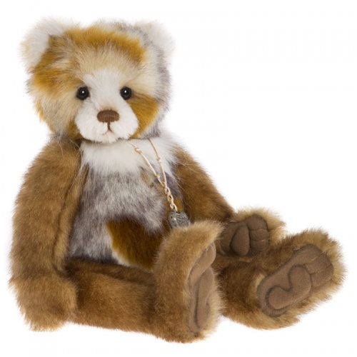 Charlie Bears Nina 2017 Teddy Bear