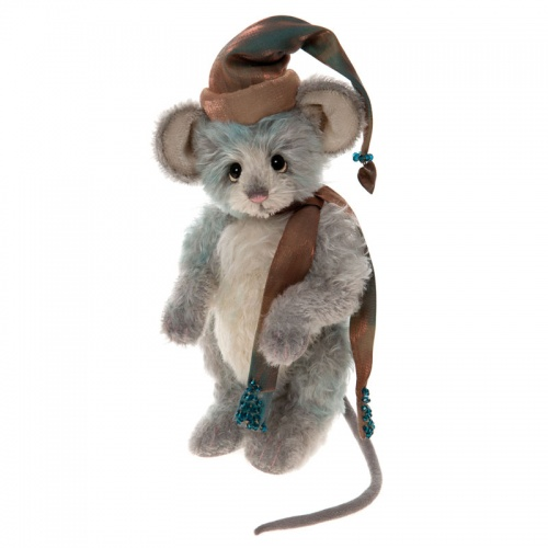Charlie Bears Isabelle Collection Parcel Mohair Teddy