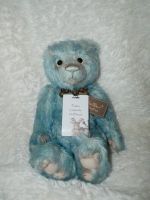 Charlie Bears Isabelle Pookie Retired 2013 Fully Jointed Mohair Teddy Bear