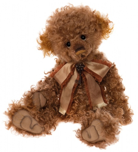 Charlie Bears Isabelle Collection Prince Mohair Teddy