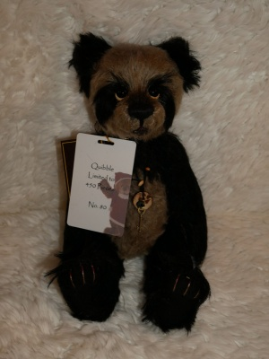Charlie Bears Isabelle Quibble 28cm Retired Limited Edition 2015 Teddy Bear