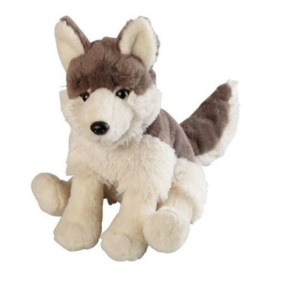 Ravensden Wolf Plush Soft Toy