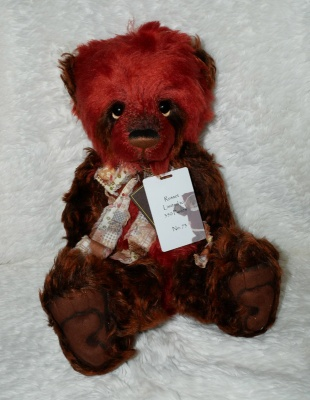 Charlie Bears Isabelle Russet 46cm Limited Edition 2015 Teddy Bear