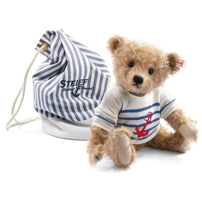 Steiff Will Cinnamon Teddy Bear