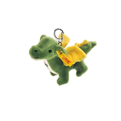 Steiff Green Dragon Keyring