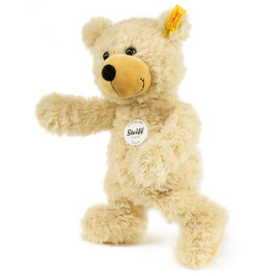 Steiff Charly Dangling Beige Teddy Bear