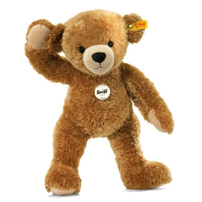 Steiff Happy Medium Plush Teddy Bear