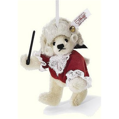 Steiff Mozart Ornament Teddy Bear