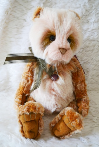 Charlie Bears Sandie 2017 Teddy Bear