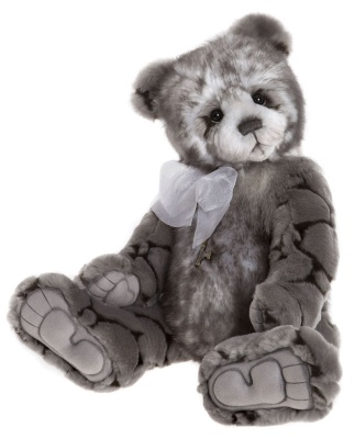 Charlie Bears Shani Plush Soft Teddy Bear