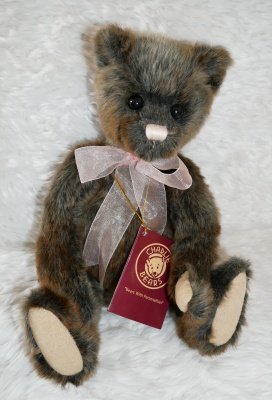 Charlie Bears Skinny Pin Plush Soft Teddy Bear