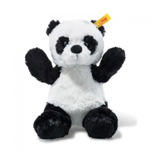 Steiff Soft Cuddly Friends Ming Panda Small Soft Toy