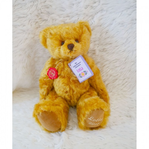 Teddy Hermann 2017 Club Exclusive Edition Lotta Teddy Bear