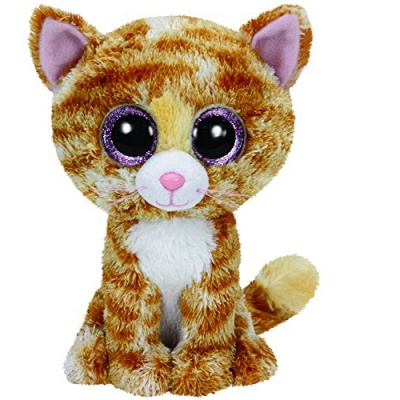 TY Beanie Boo Tabitha The Cat