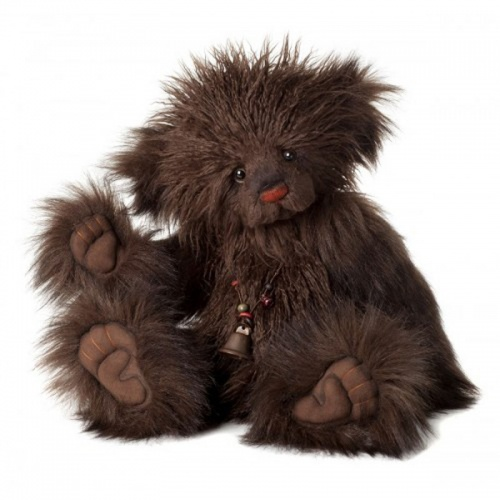 Charlie Bears Valentino Plush Teddy Bear