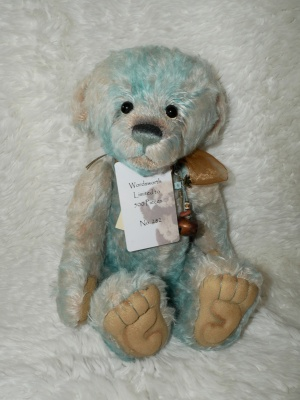 Charlie Bears Isabelle Wordsworth 37cm Limited Edition 2012 Teddy Bear
