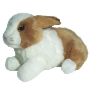 Hansa 3888 Bunny Fawn Rabbit 21cm Plush Soft Toy