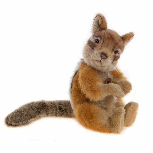 Charlie Bears Chase Chipmunk Plush Teddy Bear