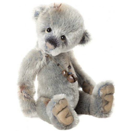 Charlie Bears Isabelle Collection Dibble Mohair Teddy