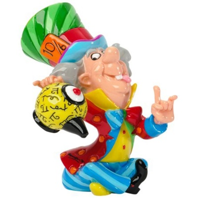 Disney Britto Mad Hatter Figurine