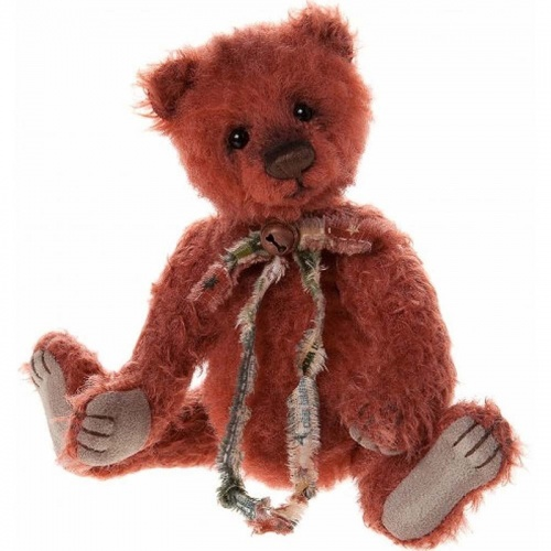 Charlie Bears Minimo Doobey Mohair and Wool Teddy Bear
