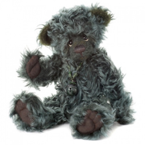 Charlie Bears Isabelle Collection Doolittle Mohair Teddy