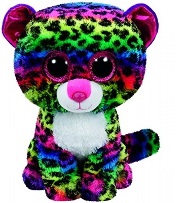 TY Beanie Boo Dotty the Leopard