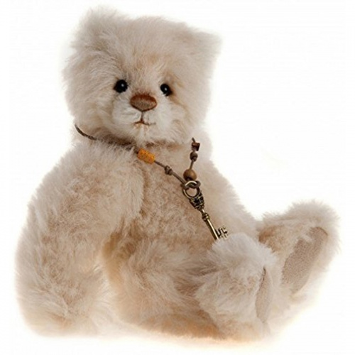 Charlie Bears Minimo Downey Mohair Teddy Bear
