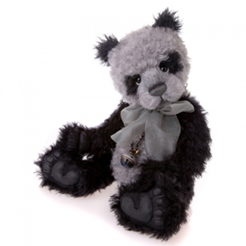Charlie Bears Isabelle Collection Endeavour Mohair Teddy