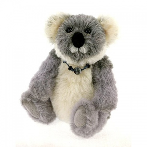 Charlie Bears Minimo Felicity 2014 Retired Mohair Teddy Bear