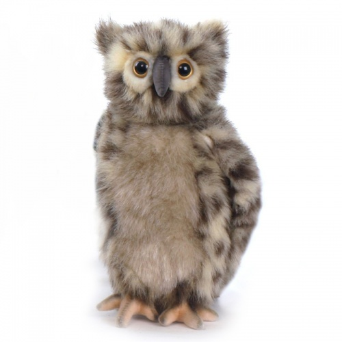 Hansa Owl 25cm Plush Soft Toy