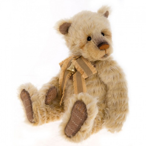 Charlie Bears Isabelle Collection Masterpiece Mohair Teddy