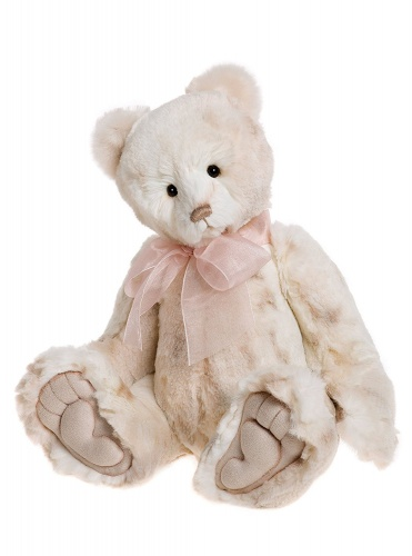 Charlie Bears Jane Plush Teddy Bear