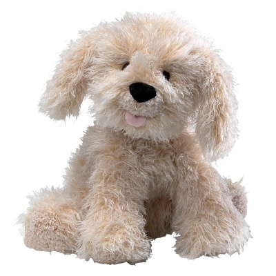 Gund Karina The Labradoodle Dog Plush Soft Toy