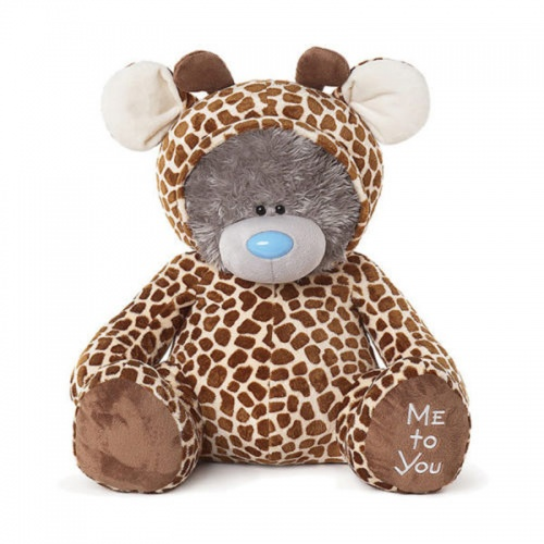 Me to You Bear Dressed Up Onesie Giraffe Large