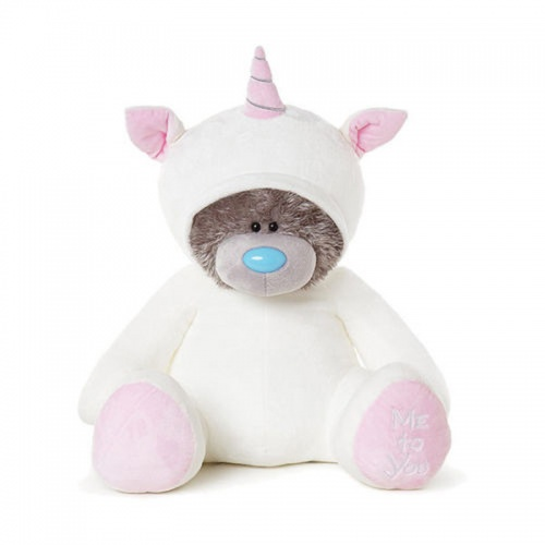 Me to You Bear Dressed Up Onesie Unicorn Large