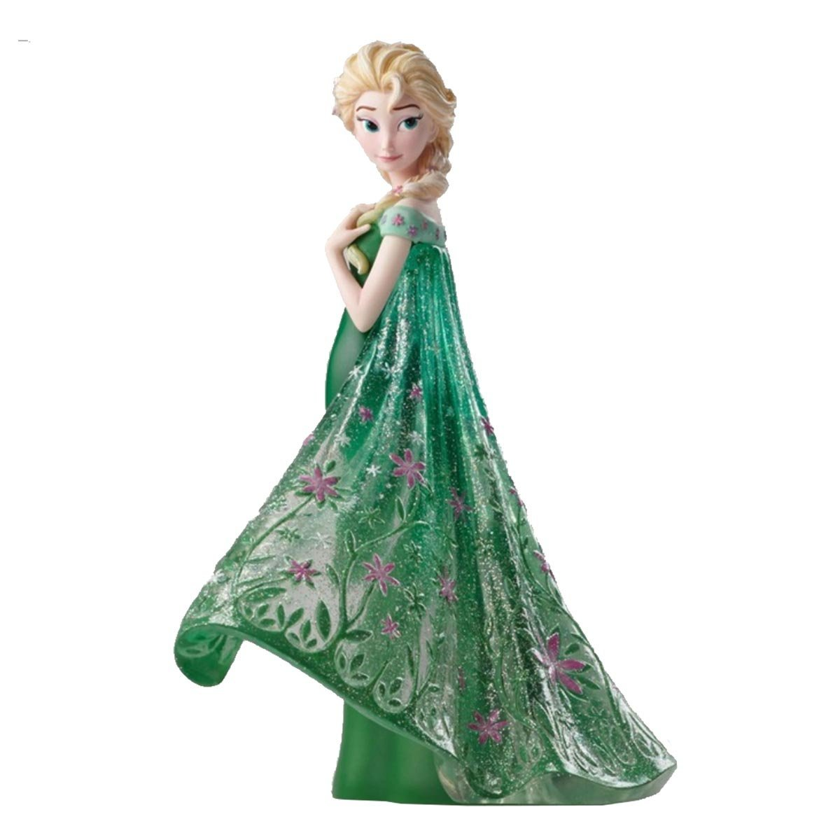 Disney Traditions Showcase Frozen Fever Elsa Figure