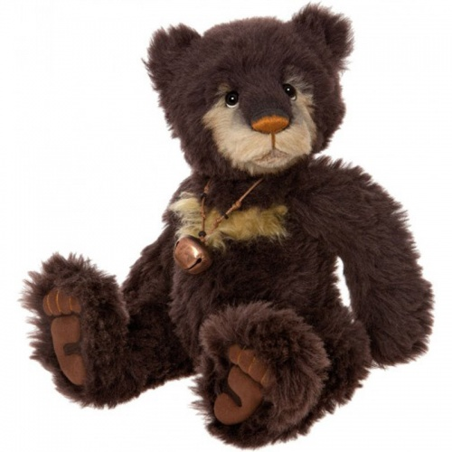 Charlie Bears Pumpernickel Ltd Ed